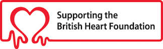 Supporting the Britissh Heart Foundation